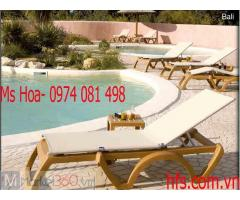 Ghế bể bơi hồ bơi nhập Châu Âu giá rẻ
