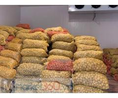 Kho lạnh bảo quản khoai tây chất lượng